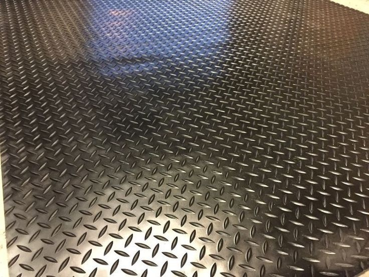 Is mesh flooring suitable for an industrial workplace?