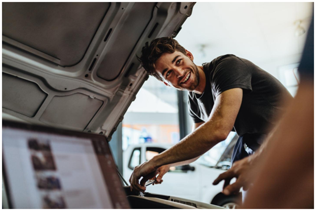 Boost Your Reputation with Tekmetric Auto Shop Software