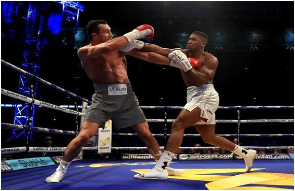 A New Heavyweight Boxing Champion