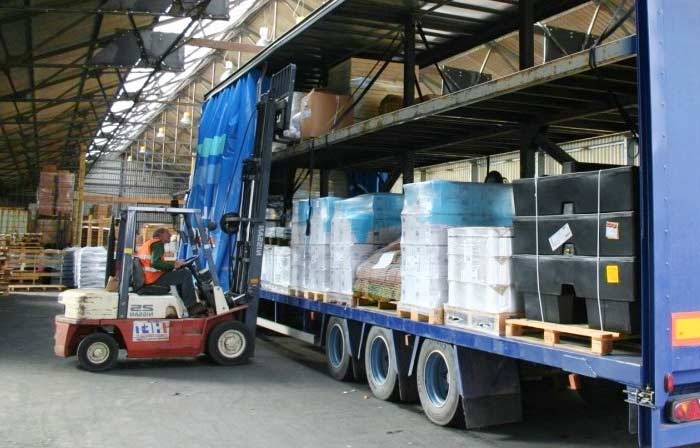 Trust the Professionals for All of Your Pallet Needs