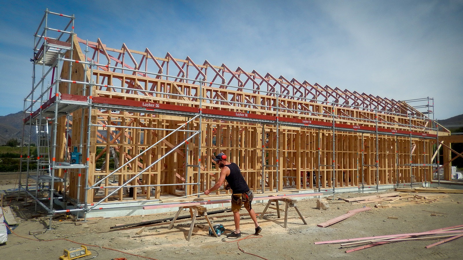 Advantages of Customised Scaffold Systems